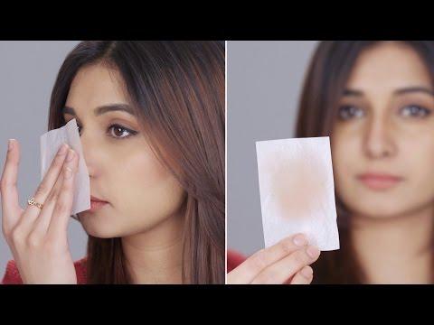 Makeup Hacks For Oily Skin - Makeup Tips and Tricks