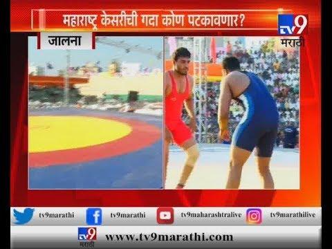 'Maharashtra Kesari' Kusti 2018 LIVE: Abhijeet Katke v/s Bala Rafiq Shaikh कोण पटकावणार बाजी?-TV9