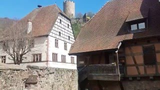 FRANCE: Kaysersberg, Alsace (Avril 2016)