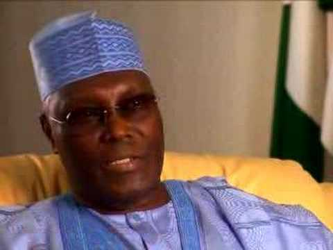Profile on Atiku Abubakar