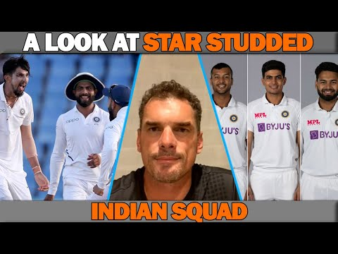 A Look at Star Studded Indian Squad | Kyle Mills