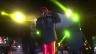 Calton Coffie - Bad Boys ReggaeCamp2013 TeleferiQ
