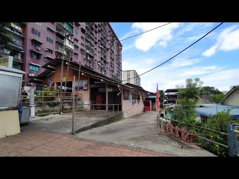 Jalan Padang Tembak (Rifle Range Flats) Boundary Road, Air Itam, Penang, Malaysia.