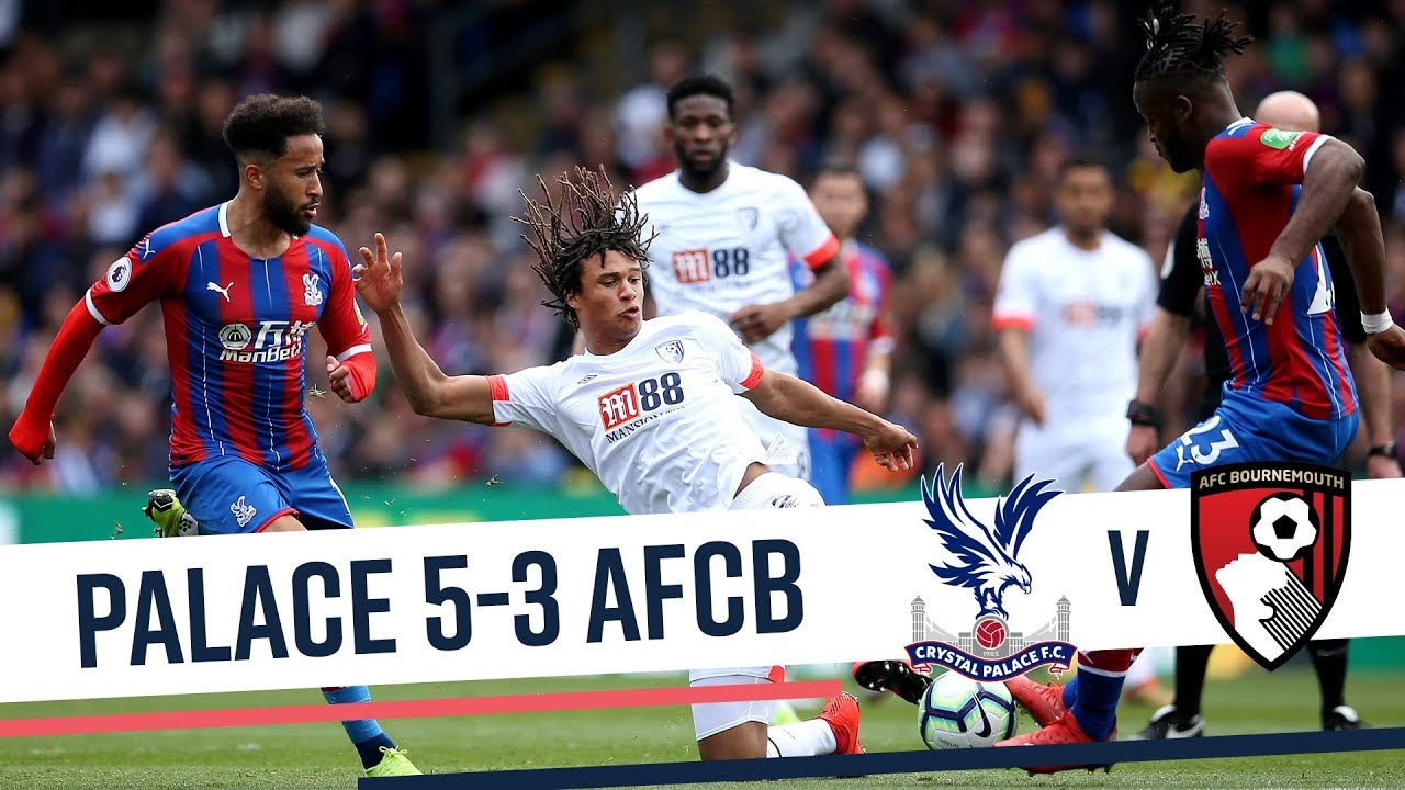 FINAL DAY DEFEAT | Crystal Palace 5-3 AFC Bournemouth