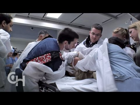 When Seconds Count -- Inside the Pediatric Trauma Center at CHOP -- Intro (1 of 7)