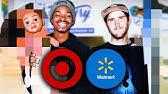 Walmart vs Target Skate Everything Wars!