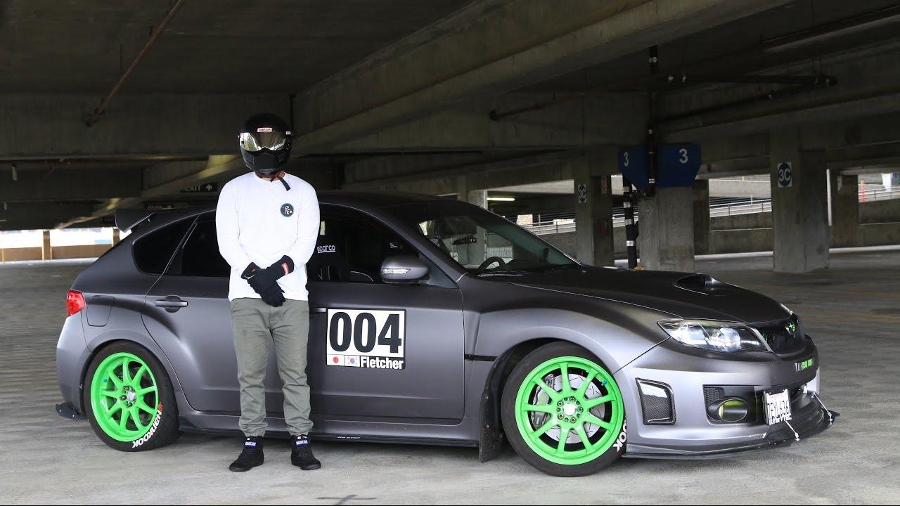 I M Tracking Maka 2014 Subaru Wrx Hatchback 344whp 417wtq Youtube