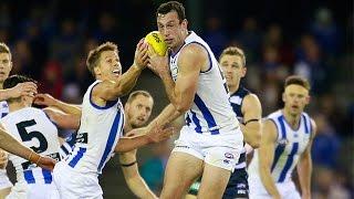 Round 15, 2015 - North Melbourne v Geelong highlights
