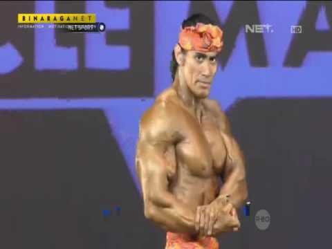 Ade Rai Indonesia Sport Legend