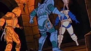Visionaries (Knights of the Magical Light) 1987 Episode 1 - The Age of Magic Begins clip 1