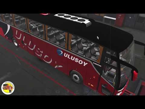 ETS2 1.32 Temsa Maraton Otobüs Ve Detbit Yolcu Terminali
