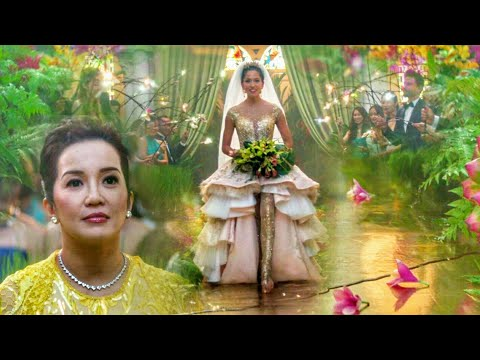 Crazy Rich Asians Wedding Scene With Kris Aquino [Danawan Style] :)