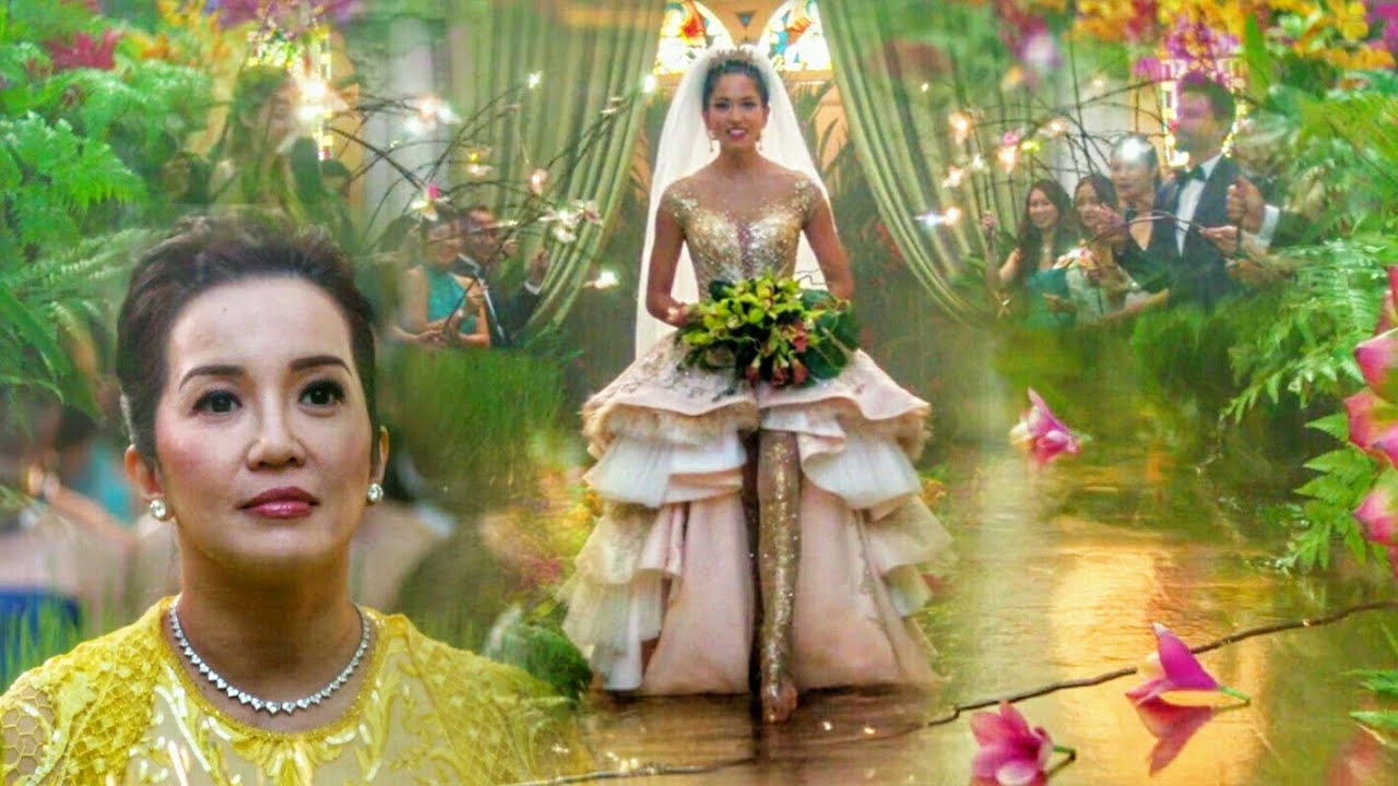 Download Crazy Rich Asians Wedding Scene with Kris Aquino [Danawan Style] :)