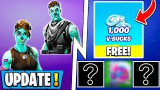 new-fortnite-update-collect-free-vbucks-6-rewards-now-ghoul-trooper-release