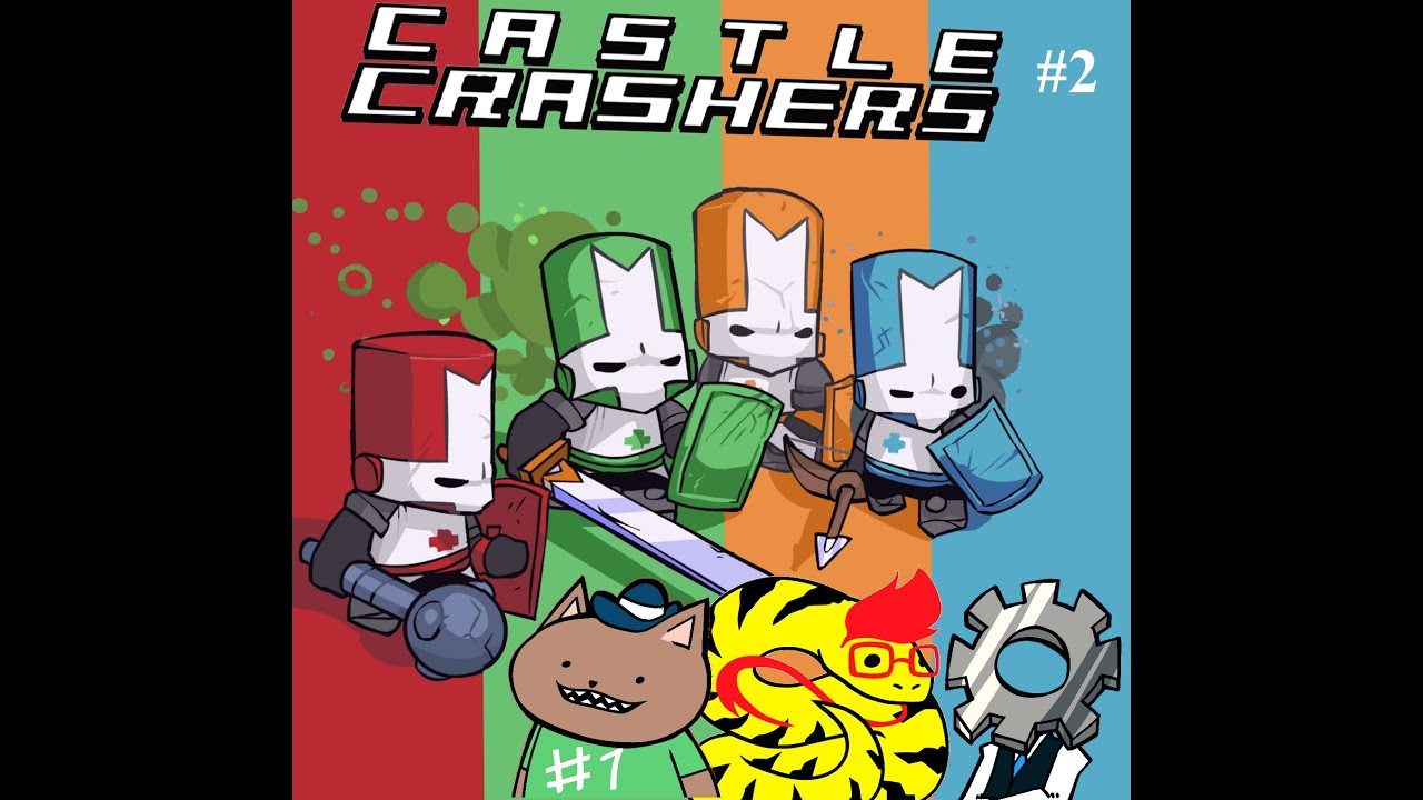 """Download Tomodachi Brocade - Castle Crashers Pt. 2 """"The Struggle is Real"""""""