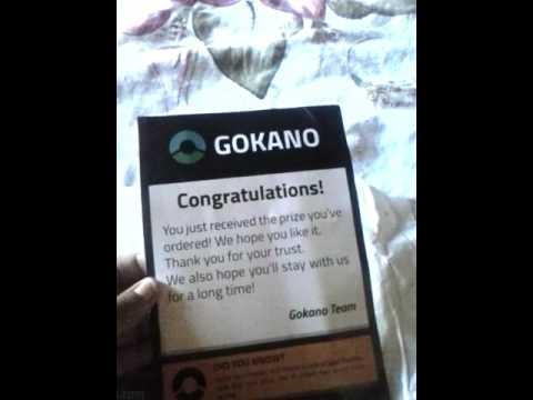 Gokano Unboxing Power Bank