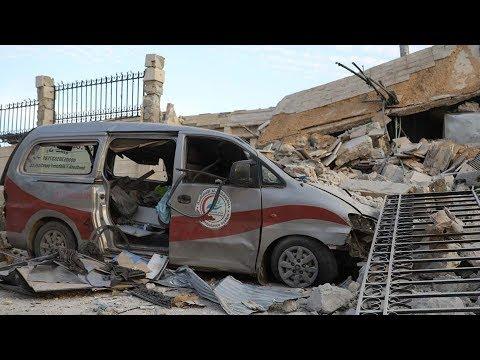 هل أصبحت الأمم المتحدة شريكة مع روسيا بقتل السوريين؟ - تفاصيل | سوريا  - 22:52-2019 / 7 / 11