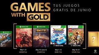 Juegos con Gold Xbox One y Xbox 360 | Junio 2018