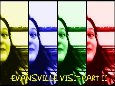 EVANSVILLE VISIT MAY 2015 (PART II)