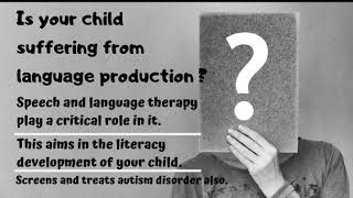 Acquire the Best Speech Therapy|Boost the Ability of Speaking (2019)