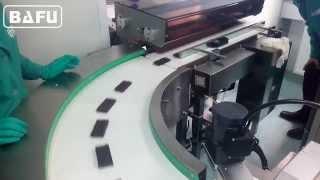 chocolate wrapping machine, chocolate bar wrapping machine, chocolate packaging machine