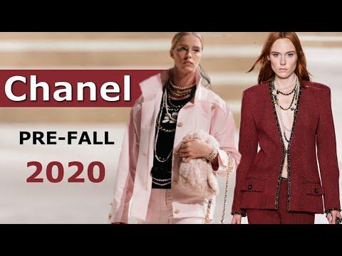 Chanel Pre-Fall 2020/2021 ( Мода в Париже ) Одежда, сумки и аксессуары