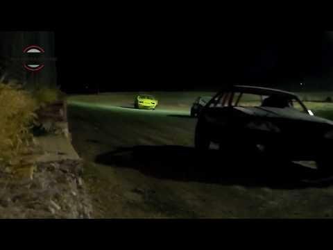 Wall Cam - Wild Bill's Raceway Mini Stock Main Event 8/11/18