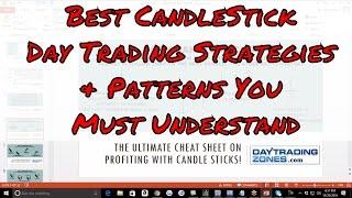 CandleStick DayTrading Strategies & Patterns - Understand Profiting w/ Best CandleStick Strategies