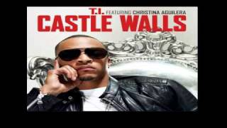 Baixar T.I. Ft. Christina Aguilera - Castle Walls - Single Cover - What you think???