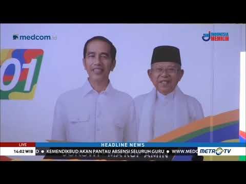 Jokowi Minta TKD Sumsel Sampaikan Capaian Pemerintah Mp3