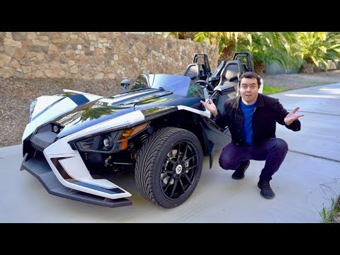 Is The Polaris Slingshot SLR Actually FUN For $30,000?