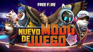 NUEVO MODO DE JUEGO 🐧 ¡INVASIÓN DE MASCOTAS! | Garena Free Fire