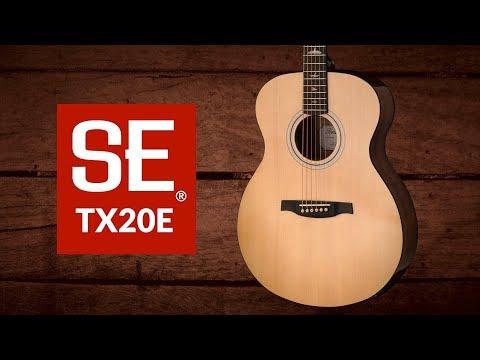 The SE TX20E | PRS Guitars