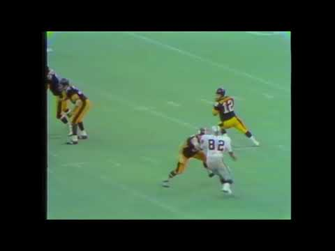 Immaculate Reception Original Broadcast - BEST QUALITY