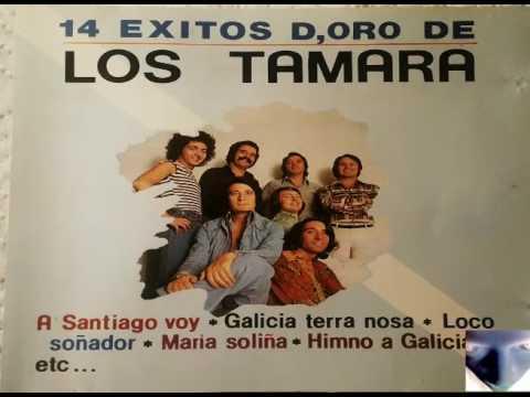 LOS TAMARA__14 EXITOS DE ORO