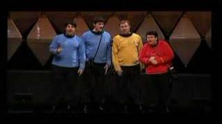 Hi-Fidelity Star Trek Quartet  Part 1