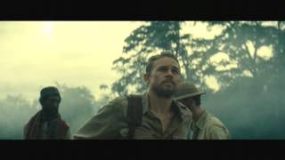 Civiltà perduta (Charlie Hunnam, Robert Pattinson) Spot Ita - dal 22 Giugno al Cinema