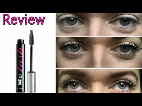 8f7081c3c97 Benefit bad gal lash mascara review | IdleGirl - YouTube