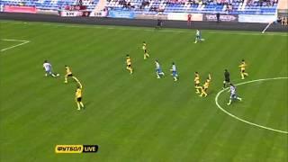 UFL 2012  2013 Matchday 27 - Bukovyna C) vs Sevastopol First Half