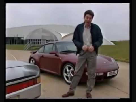 Top gear old are testing Porsche 959 and the new Porsche turbo