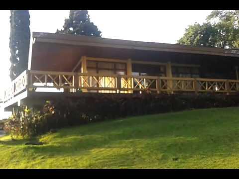 WOW POHON nembus Rumah di Foresta Resort Tretes Pasuruan