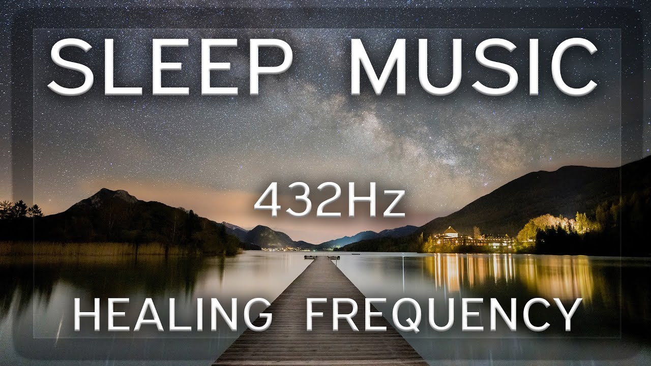 Relaxing Sleep Music for Stress Relief 💤 432Hz Instant Calm Music Playlist 2021