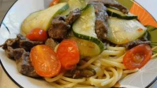 """""""zesty"""" Italian Beef Stir Fry Stirfry"""