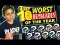 Beyblade Burst : Top 10 Worst Beyblades