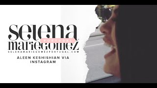 Aleen Keshishian via Instagram: Selena ri-se ao ver vídeo de gatos
