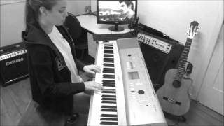 Gambar cover Don't You Worry Child Sam Tsui Cover Gabrielle Strobel