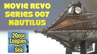 REVOLTECH MOVIE REVO SERIES 007 Nautilus 20,000 Leagues under The sea Disney