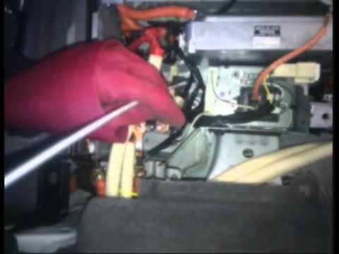 Prius Main Relay Replace Quot Speeded Up Quot Warning High