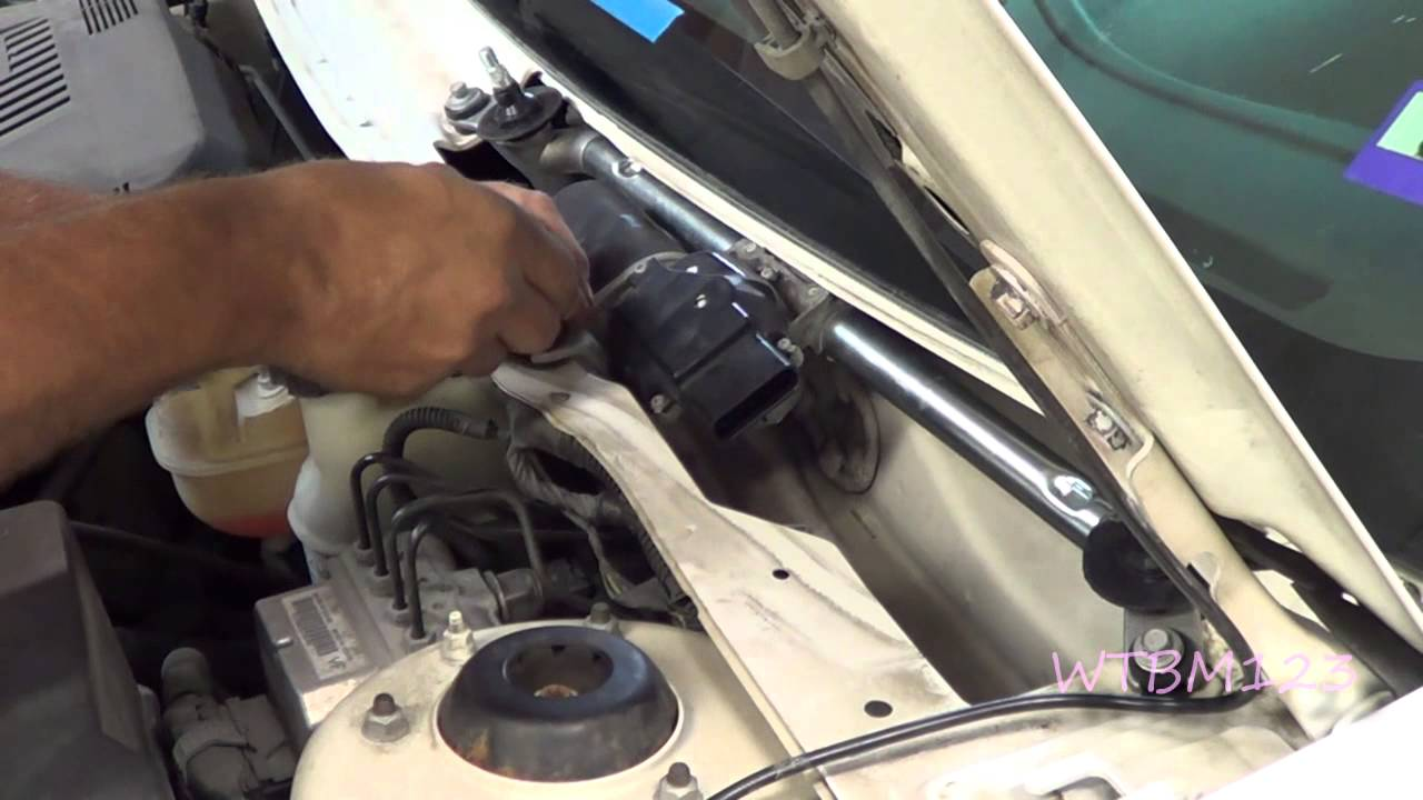 05 Pontiac G6 Wiper Wiring Diagrams Trusted Diagram Fix And Other Gm Cars Youtube Rh Com Air Pump