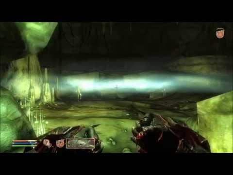 Oblivion Complete Playthrough; Part 144 - Squandered Mine & Kindred Cave